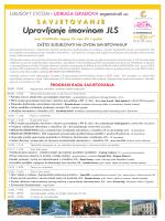 program rada IMOVINA 3.7 + prijavnica