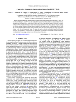Cooperative dynamics in charge-ordered state of α-(BEDT
