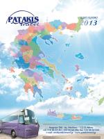 2013 - Patakis Travel