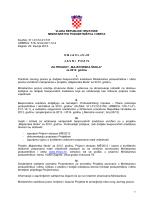 """""""Majstorska škola"""" za 2012. godinu"""