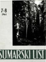 pdf  - Šumarski list