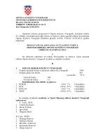 Rezultati izbora za članove/članice vijeća mjesnih odbora na