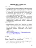 Publikationen (PDF 168KB)