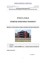 Elaborat o procjeni - Novigrad