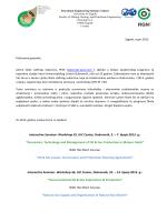 PETROLEUM ENGINEERING SUMMER SCHOOL (PESS)