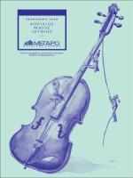 Πρόγραμμα Εκδηλώσεων Απρίλιος - Ιούνιος 2015 (pdf)