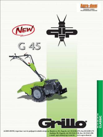 AGRO-DOM, trgovina i servis poljoprivrednih strojeva, Bunićeva 20