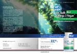 Πληροφορίες προϊόντος - Dr. Rath Omega 3 Vegan