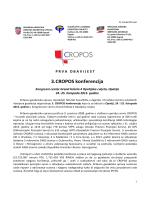 3. CROPOS konferencija - Geodetski fakultet