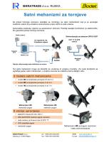 Satni mehanizmi za tornjeve