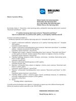 Poziv za 17. sijednicu Upravnog vijeća NP