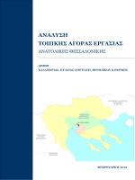 αναλυση τοπικης αγορας εργασιας ανατολικης θεσσαλονικης