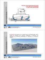 1 επι∆ραση των συνθηκων κατεργασιας στην τραχυτητα επιφανειας