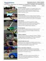 Εξοπλισμός parking και είδη οδικής ασφάλειας