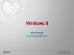 Windows 8 - Sistemac.srce.hr