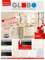 Romantika uz Valentino dizajn!