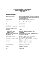 Profil preduzeća koja se nalaze na tenderu za prodaju državnog