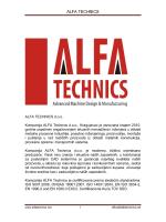 ALFA Technics doo