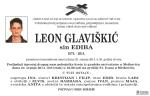 LEON GLAVIŠKIĆ