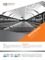 BENTOPROSEAL - Bento product
