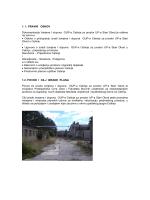 Izmjena Generalnog urbanističkog plana za UP Stari Obod