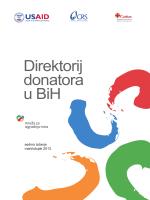 Direktorij donatora u BiH