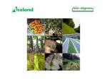 Bio-algeen Ecoland - Maslinarski Institut Zagreb