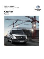 Crafter Furgon - VW Gospodarska vozila