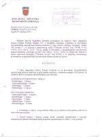Opća interna medicina - Opća županijska bolnica Požega