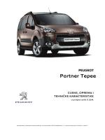 Partner Tepee - Peugeot Professional