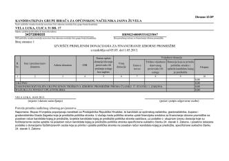 (Obrasci za razdoblje 05.05.-11.05.2013.- Kandidat za na