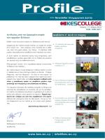 Profile - KES College