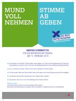 Wahlkreis 15 Bergedorf