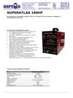 SUPERATLAS 180HF