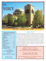 pascha 2012 - Saint Spyridon Hellenic Orthodox Church