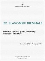 plakat izložbe - Galerija likovnih umjetnosti, Osijek