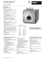 Hoval Max-3 (420-2700) Uljno / Plinski kotao Opis proizvoda