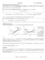 Ορισμός παραγώγου συνάρτησης σε σημείο