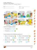 D. Grivaki - Language Center Extra & Friends – Express Publishing