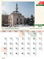 Hidzretski Kalendar 2015
