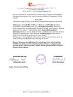 Na osnovu člana 4. i 5. Statuta Udruženja fizioterapeuta Crne Gore