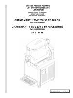 GRANISMART 1 TS-V 230/50 CE BLACK GRANISMART 1 TS