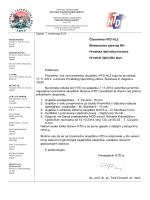 Poziv - Hrvatsko traumatološko društvo