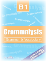 Grammalysis - B1 for all - super course publishing