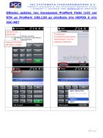 Οδηγίες χρήσης του λογισμικού ProMark Field (v3) για RTK με