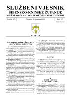 službeni 12 2013.indd - Šibensko