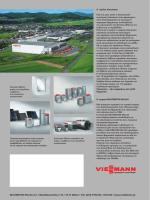 vitopend 100 - εγκατάσταση λέβητα φυσικού αερίου