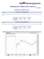 Preuzmite izvještaj - NLB Montenegrobanka