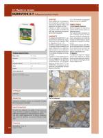 DUROSTICK D-7 Kαθαριστικό φυσικών πετρών