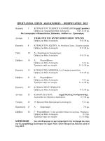 προγραμμα ιερων ακολουθιων - φεβρουαριου 2015 σημειωση